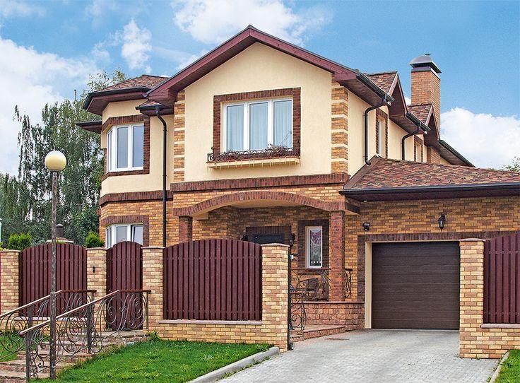 Красивые дома фото фото 59-763