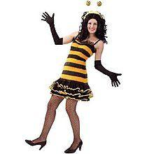Damen-Kostüm Sexy Biene, Kleid, Gr. 40                                                                                                                                                                                 Mehr