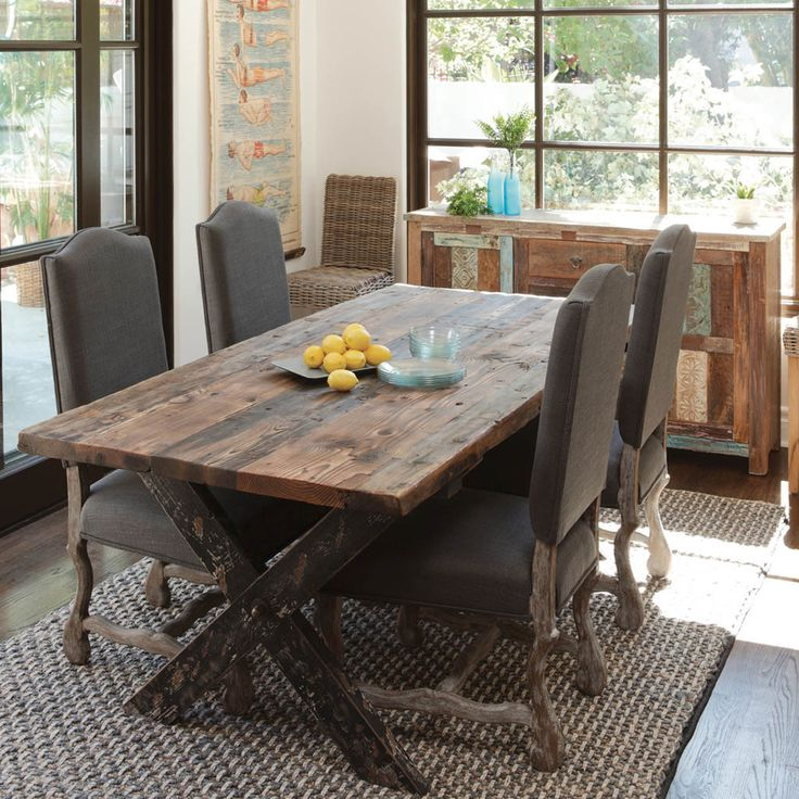 25+ Best Ideas About Dining Table Makeover On Pinterest