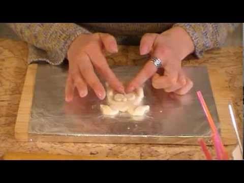 DIY Как приготовить солёное тесто. Рецепт солёного теста для лепки. Мастер…