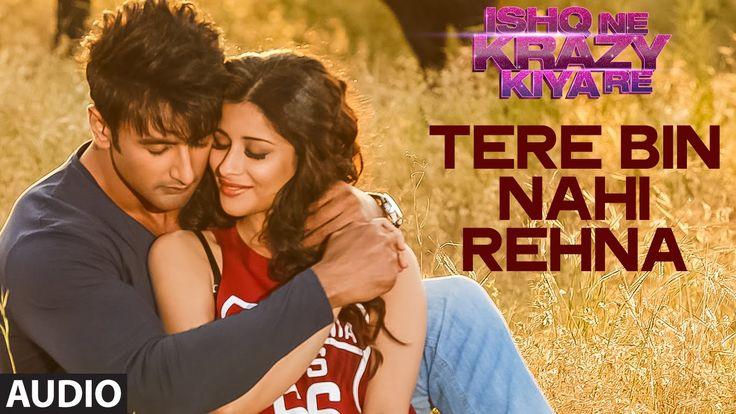 Tere Bin Nahi Rehna Full AUDIO Song   Ishq Ne Krazy Kiya Re   T-Series
