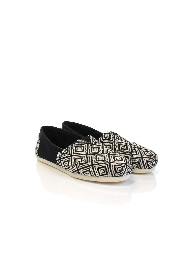 Toms Woven Diamand - Sneakers - Dames - Donelli