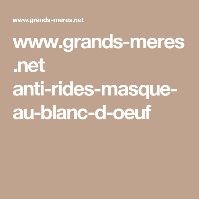 Meer dan 1000 idee n over anti ride op pinterest masque for Anti rides maison
