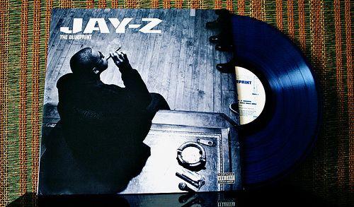 Jay Z Blueprint Vinyl