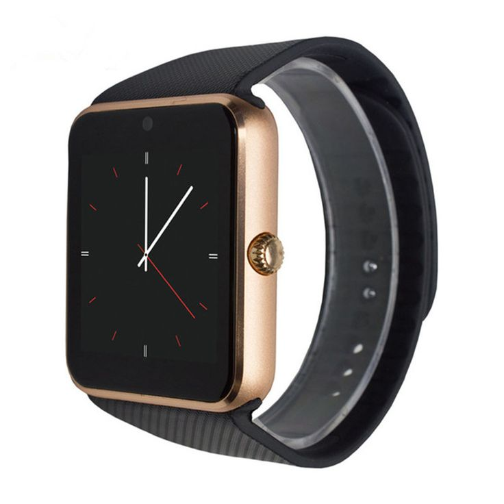 Gt08 Android Phone SmartWatches, Bluetooth Connectivity, with Sim Card and Push Messages //Price: $22.45 & FREE Shipping //     #androidwatch