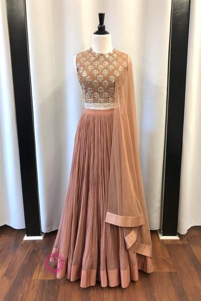 0bf4760d78 The Zina - Ready to Ship in 2019 | Studio East6 Clothing | Dresses, Indian  dresses, Indian designer wear