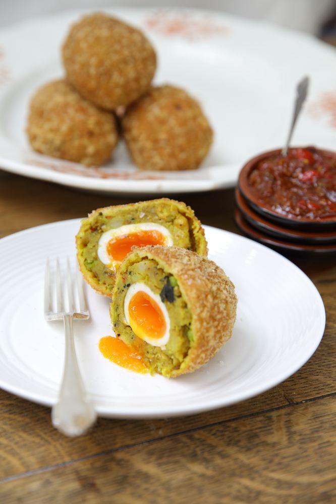 London's Best Vegetarian Restaurants Including Mildreds, Manna And Ethos