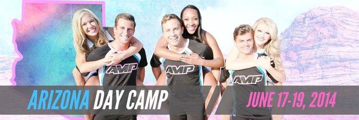 AMP DAY CAMPS | AMP Cheerleading Camps