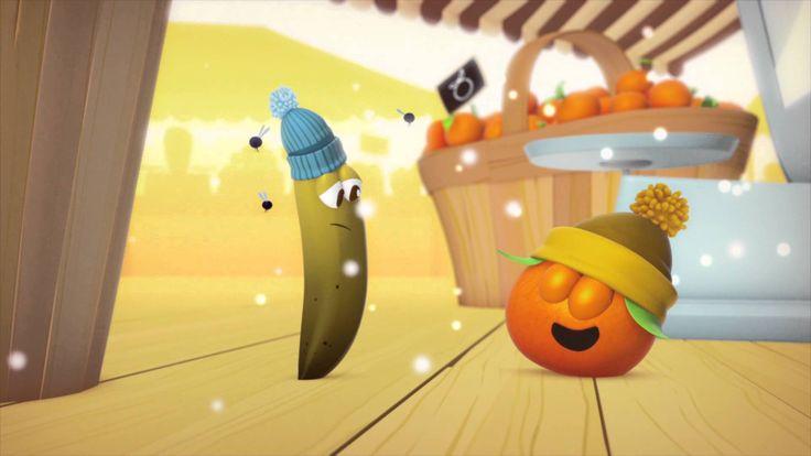 Apprenez à connaître les fruits et les légumes en vous amusant avec A table les enfants ! Dans cet épisode, faites la connaissance de la banane ! Retrouvez t...