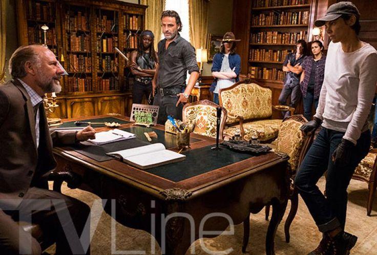 The Walking Dead: Mysteriöse Bilder zur Staffel 7 Midseason