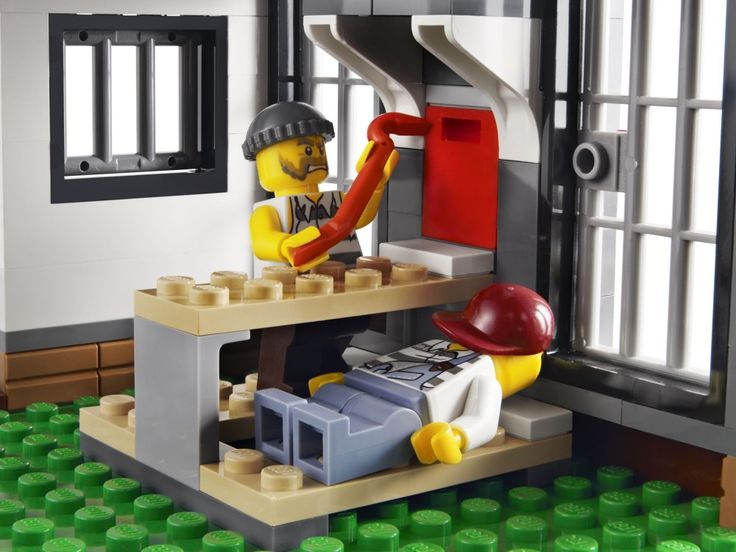 LEGO® City Forest Police Station 4440 (6)