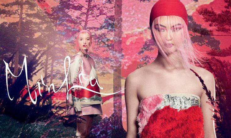 MAC Min Liu, collezione make up Estate 2017 - https://www.beautydea.it/mac-min-liu-collezione-make-up-estate-2017/ - Rosa e rosso sono le nuance chiave della esclusiva collezione trucco Mac Cosmetics in collaborazione con l'artista Min Liu!