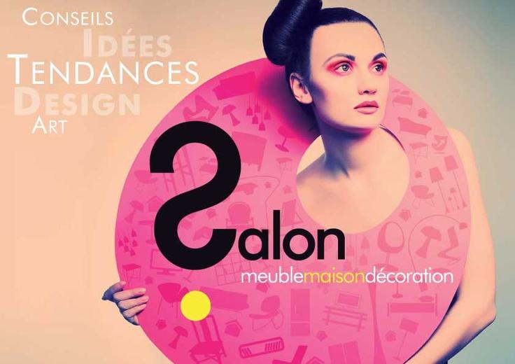 Du 3 au 11 novembre 2012 - Salon meuble maison décoration à Nice  Au centre du salon dans l'espace métiers d'Art stand AAF5