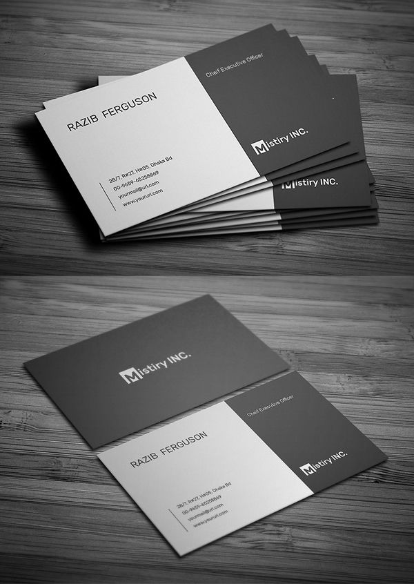 Ms Word Business Card Template Businesscards Businesscardtemplates
