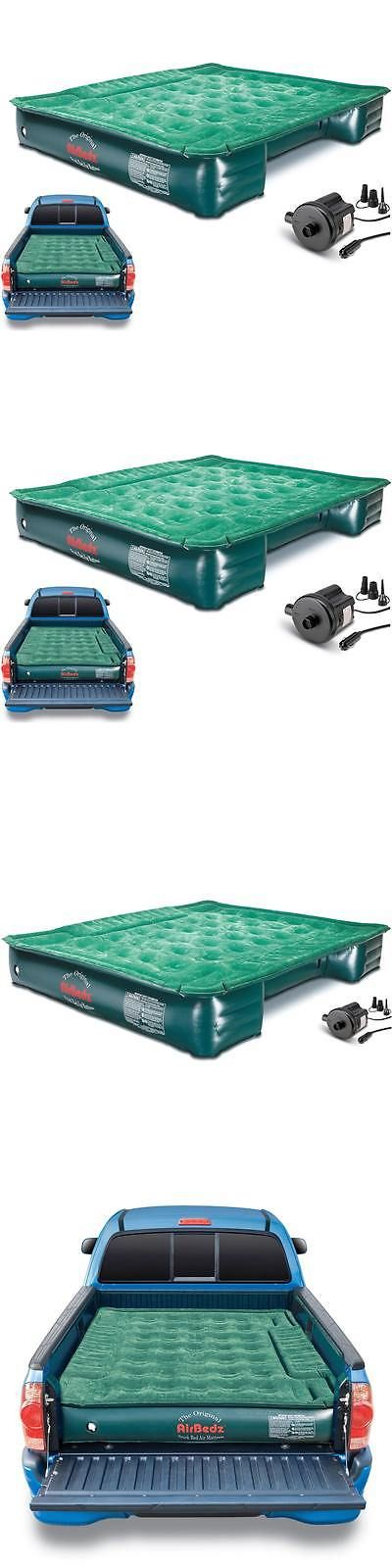 Inflatable Mattresses Airbeds 131598: Airbedz Lite Ppi Pv203c Mid-Size 6 - 6 6 Truck Bed Air Mattress With 12 Volt -> BUY IT NOW ONLY: $118.5 on eBay!