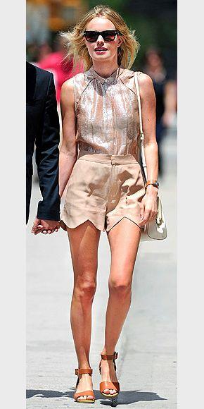 KATE BOSWORTH photo | Kate BosworthBosworth Dresses, Celebrities Style, Scallops Shorts, Street Style, Kate Bosworth, Style Pinboard, Clothing Hair, Bosworth Photos, Style Fashion