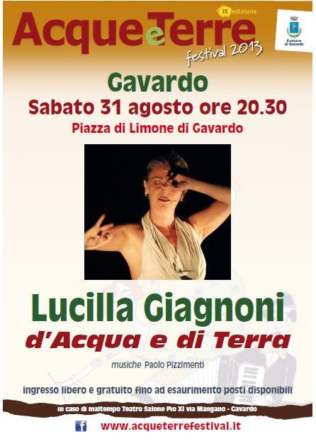 Acque e Terre Festival a Gavardo http://www.panesalamina.com/2013/15732-acque-e-terre-festival-a-gavardo-2.html