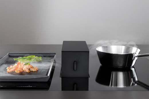 Novy One: dampkap en kookplaat in een - richtprijs 3.299 euro