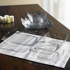 Princess Moderna Starter Set...4 dinner plates, 4 luncheon plates, 4 bowls $184.95   CarolWeygand@myprincesshouse.com