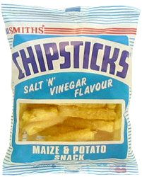 if you were posh you had Walkers or Golden Wonder, if you weren't you had these, Smiths Square or Monster Munch!