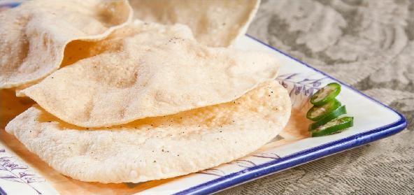 Papad - Urad Flour