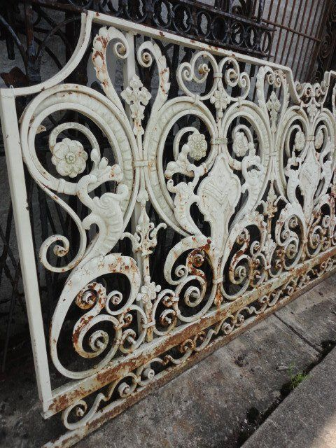1000 Images About Victorian Fences On Pinterest Bed