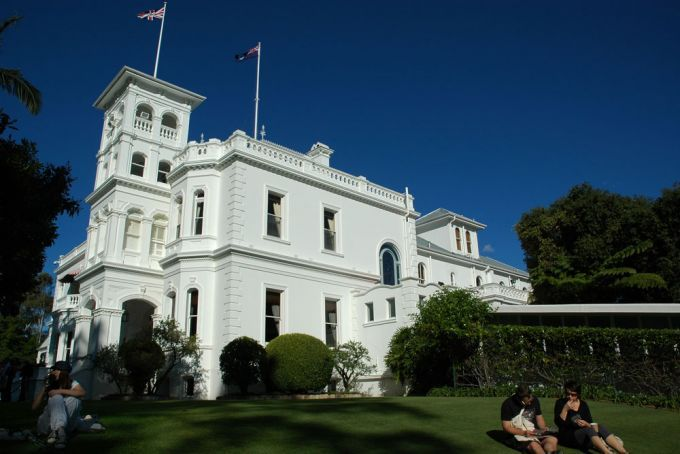 Must do this one year on Australia Day.         Government House Open Day Australia Day | Must do Brisbane
