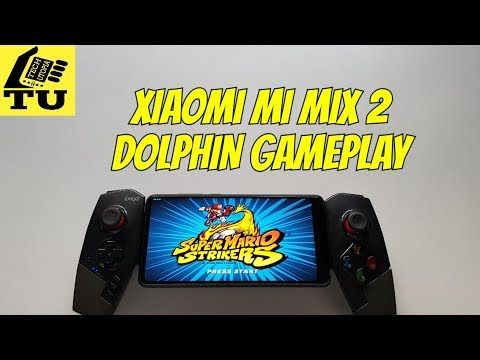 Xiaomi mi mix 2 Dolphin Super Mario Strikers gameplay gamecube games with gamepad - (More info on: http://LIFEWAYSVILLAGE.COM/coupons/xiaomi-mi-mix-2-dolphin-super-mario-strikers-gameplay-gamecube-games-with-gamepad/)