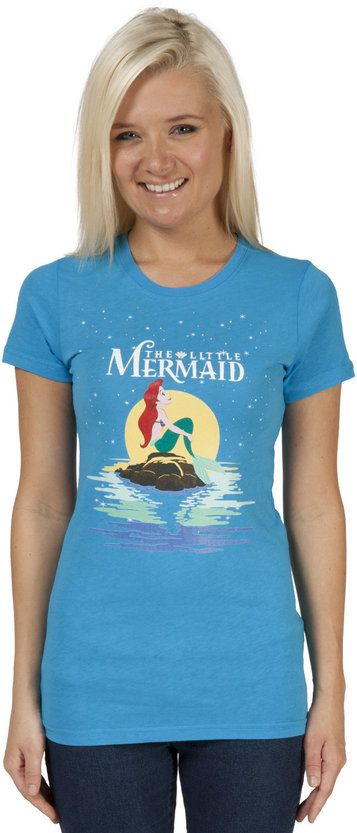 Little Mermaid Shirt    OH I NEED THIS SO MUCH
