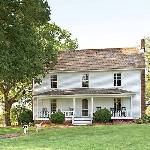 25 best ideas about old farmhouses on pinterest southern farmhouse farmhouse windows and - Old farmhouse house plans model ...