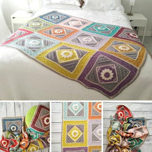 Charlotte's DreamThis crochet pattern / tutorial is available for free... Full Post:Charlotte's Dream