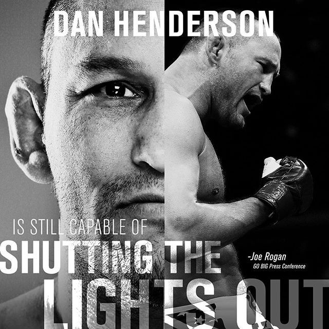 FIGHTER PROMO for Dan Henderson : if you love #MMA, you'll love the #UFC & #MixedMartialArts inspired fashion at CageCult: http://cagecult.com/mma
