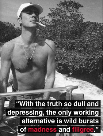 Hunter S. Thompson