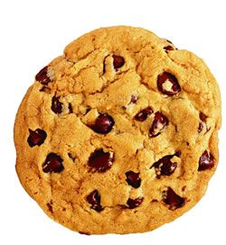chocolate chip cookies single - Google Search