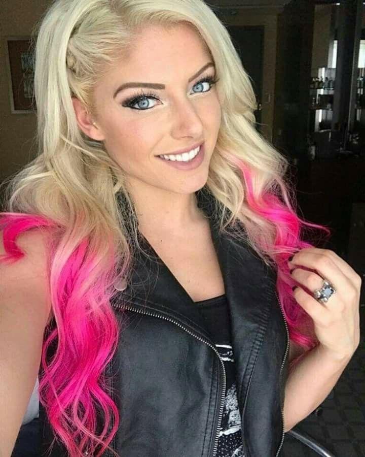 Bliss Hair Beauty Salon: 21 Best Alexa Bliss Images On Pinterest