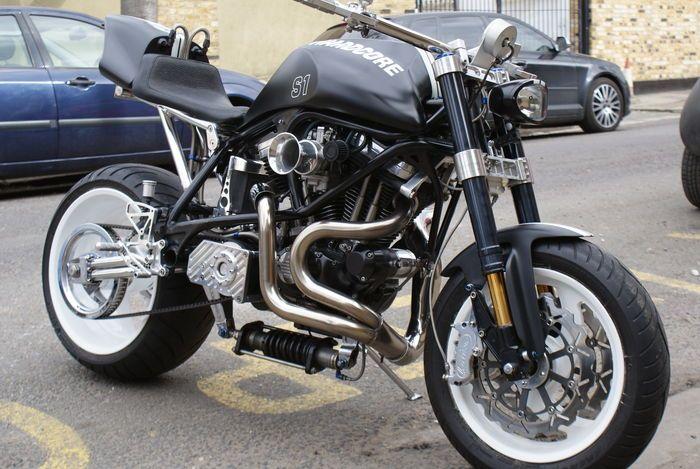 Harley Davidson Buell 1310cc Custom - 1995/2015