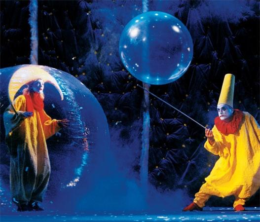 Slava's Snowshow  Feb15-19  @ Teatro Goldoni
