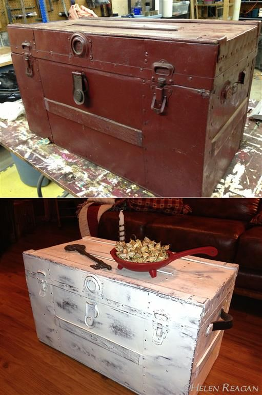 Trunk Redo About Me Things I Have Made Pinterest