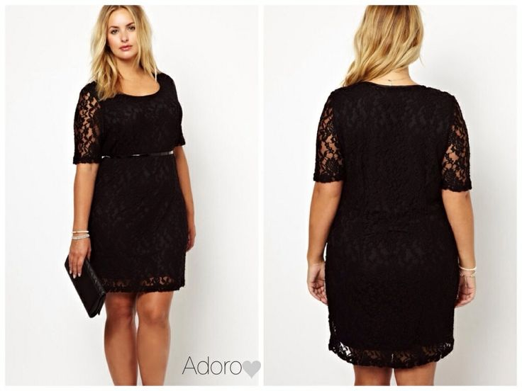 'Poppy' plus size dress, lovely lace, smart See our facebook page xx