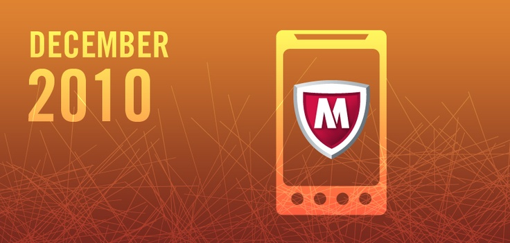 First security company to offer complete backup and restore of multimedia files on your smartphone with McAfee WaveSecure (now called McAfee Mobile Security)