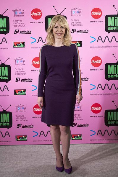 Spanish actress Maria Adanez attends the MIM Series Awards 2017 at the ME Hotel on December 18, 2017 in Madrid, Spain.