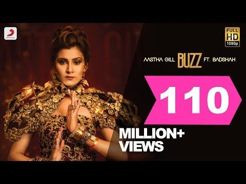 Download Buzz Song | Lyric | Aastha Gill | Feat  Badshah