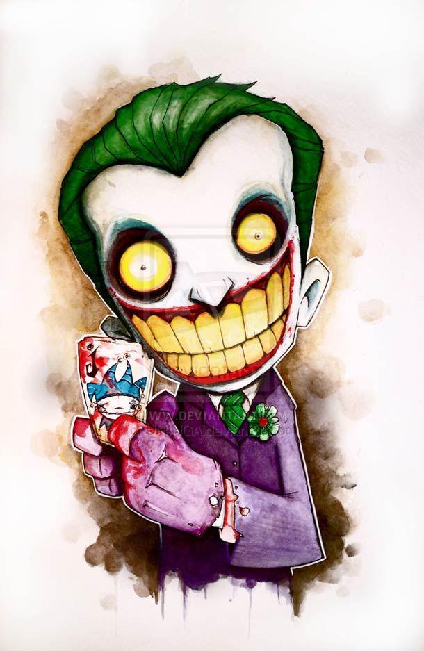 The Joker by Chris Uminga