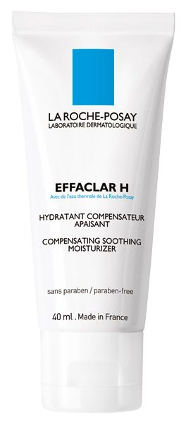 La Roche-Posay Effaclar H. Meant for skin that is weakened by acne treatments, but also works wonders on my very dry and fussy skin.