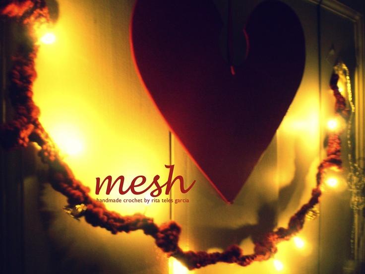 mesh shiny christmas!