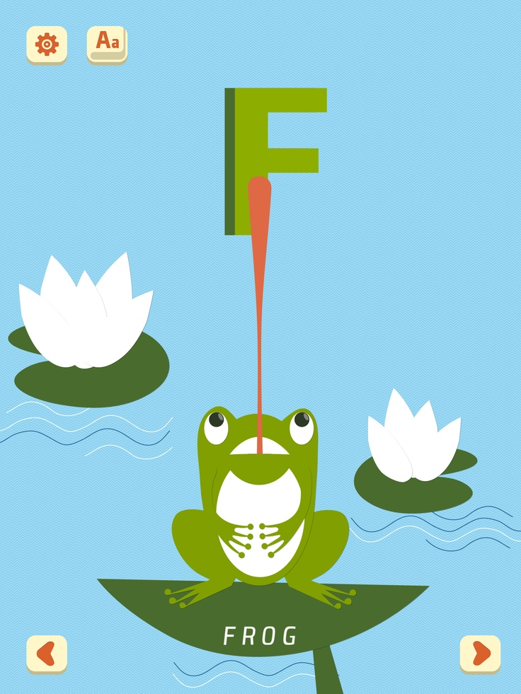 F - Frog