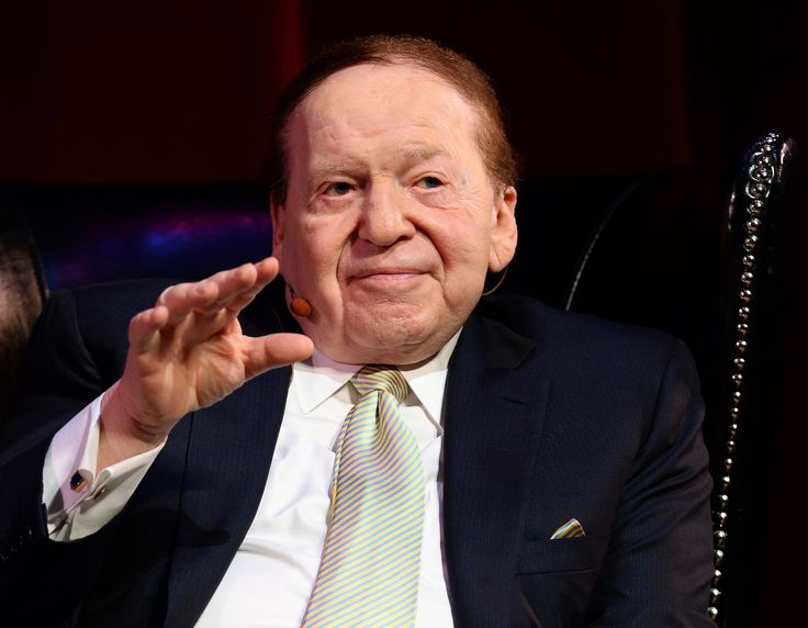 Vegas newspaper stands up to its newly unveiled owner, casino giant Sheldon Adelson - LA Times