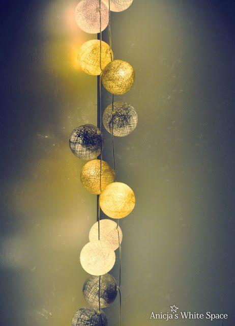 #cottonballlights #cottonovelove