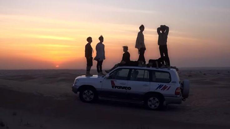 BTS in Dubai