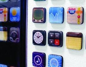 Calamite da frigo app